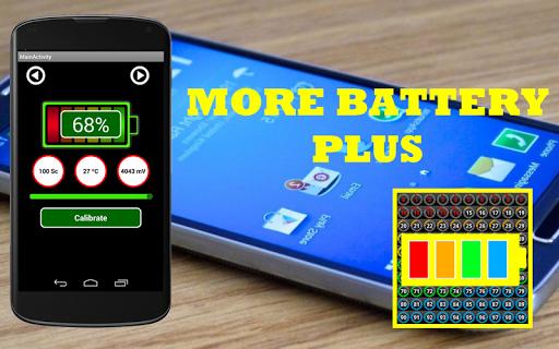 电池加上更多