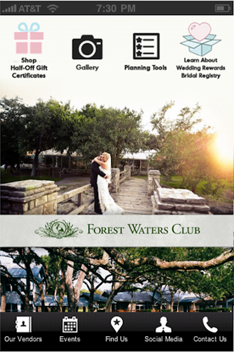 Forest Waters Club