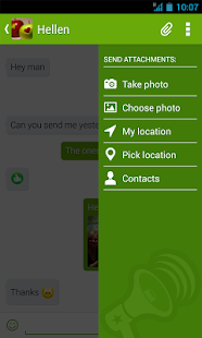 Piip Messenger - screenshot thumbnail