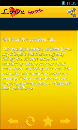 how to make her think about you