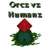 Orcs vs Humans - tower defense