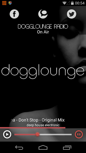 Dogglounge Radio - app fan