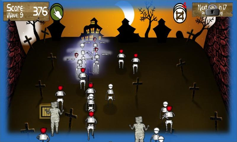 Zombie Smasher! - screenshot