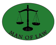 Logo of Southern Pines Man of Law