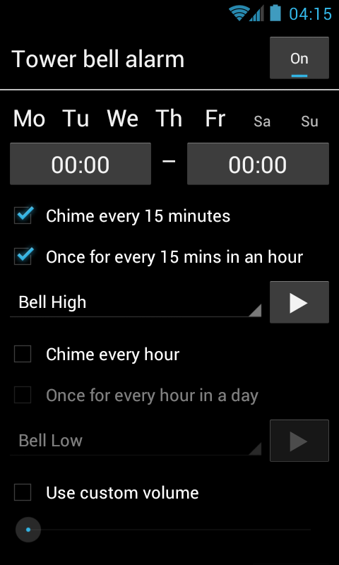 Bell Tower - Know the Time- screenshot