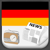 German Radio and Newspaper