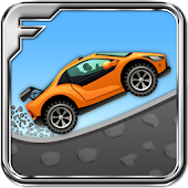 Hill Climb Truck-Car Racing