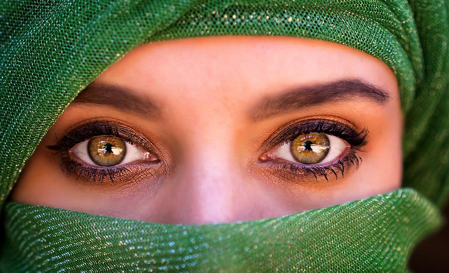 Green Eyes by Robbie Aspeling - People Portraits of Women ( face, fashion, green, woman, green eyes, eyes,  )