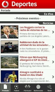 Deportes- screenshot thumbnail