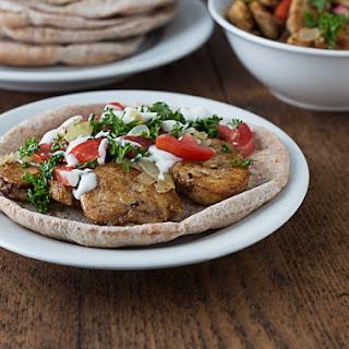 Chicken Shawarma on Pita