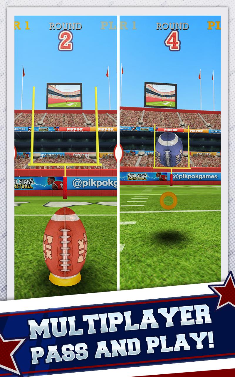 Flick Kick Field Goal Kickoff screenshot #11