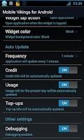 Screenshot of Mobile Vikings Android - Beta