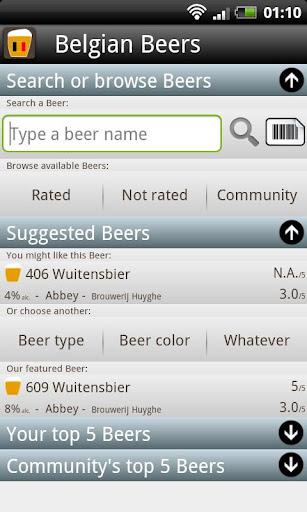 Belgian Beers Free