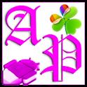 GOWidget Pink ICS Light Free logo