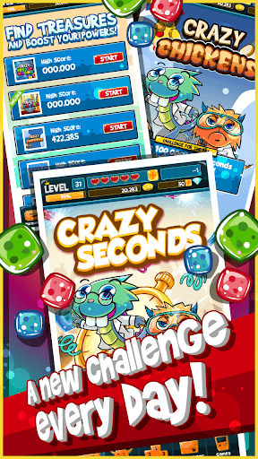 Crazy Seconds