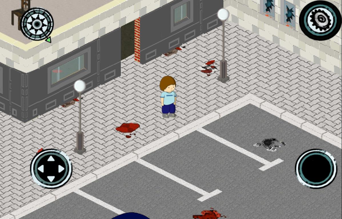 Zombi Adventum- screenshot