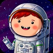 Astronaut Jamie