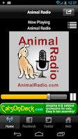 Screenshot of Animal Radio