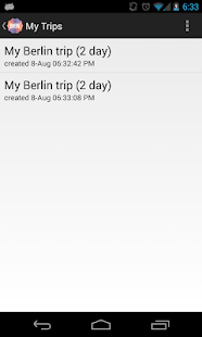 Holidayen Berlin- screenshot thumbnail
