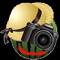 Beautiful camera with Spy logo
