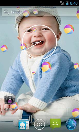 玩娛樂App|Cute Baby Live Wallpaper免費|APP試玩