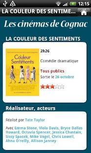 Les cinémas de Cognac- screenshot thumbnail