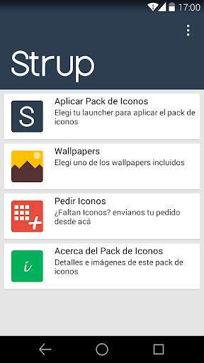 Strup - Icon Pack