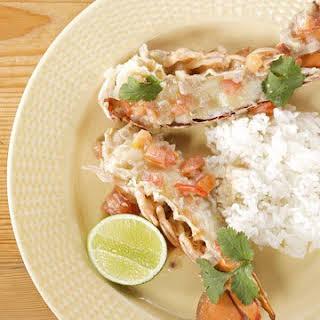 Lobster Roatan.