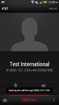 International Dialer