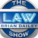The Law Show logo