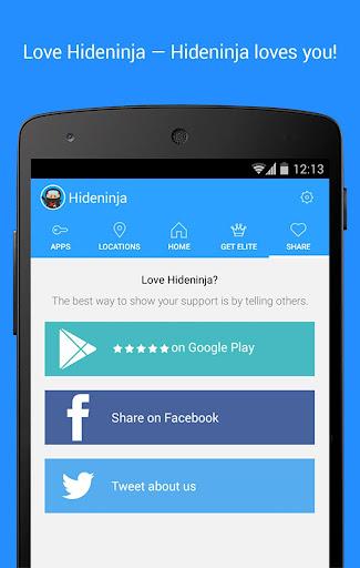 Screenshots #14. VPN Hideninja Best Free VPN / Android