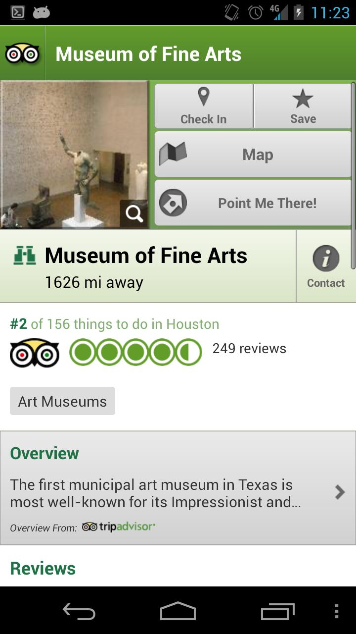 Houston City Guide screenshot #3