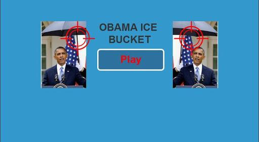 Obama Ice Bucket Challenge
