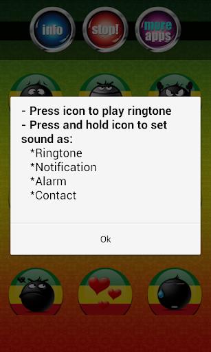 【免費音樂App】雷鬼手機鈴聲-APP點子