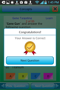 Genetic Engineering Learn Test- screenshot thumbnail