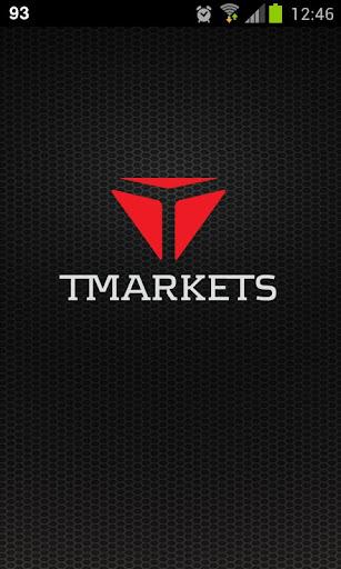 TMarkets Mobile