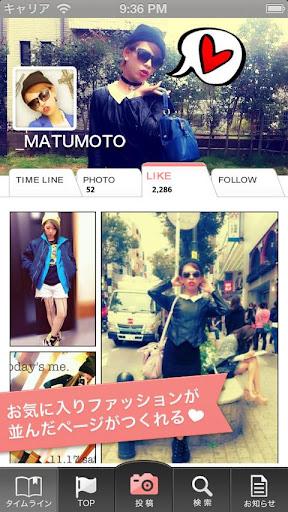 玩生活App CodeNote -ファッションコーディネート共有アプリ-免費 APP試玩