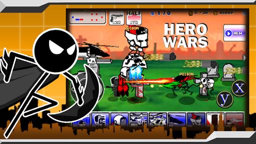 HERO WARS 1.0.1 screenshots 6
