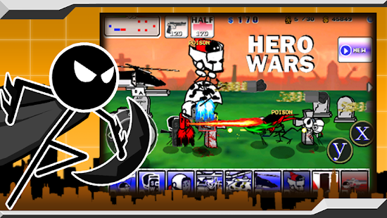 HERO WARS apk screenshot 6