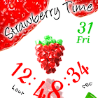 Strawberry Time LWP Trial icon