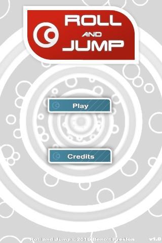 Roll n Jump- screenshot