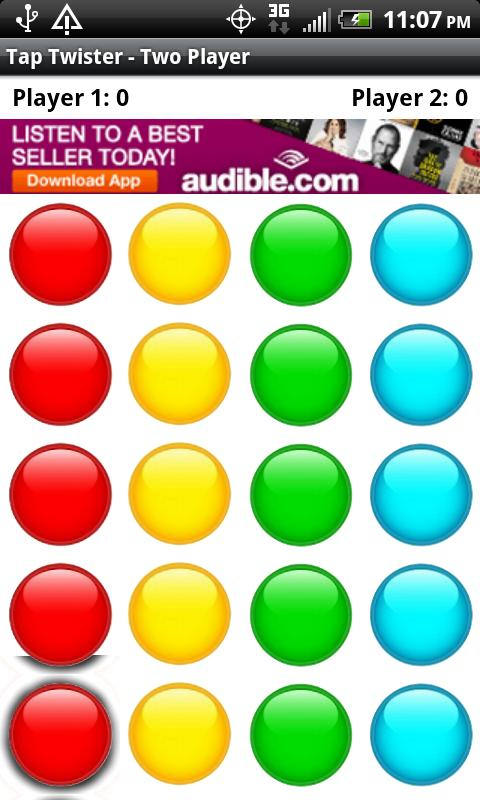 Tap Twister - screenshot