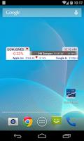 Screenshot of Stock Exchange Finance