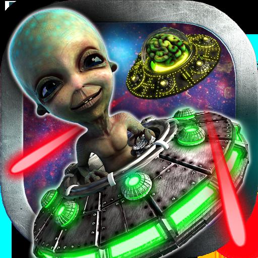 Zixxby: Alien Shooter 街機 App LOGO-APP開箱王