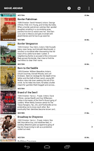 WESTERN MOVIES: FREE MOVIES - screenshot thumbnail