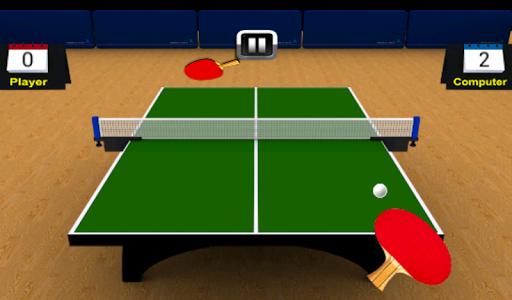 乒乓球瘋狂