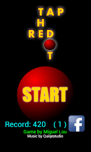 Tap The Red Dot - screenshot thumbnail