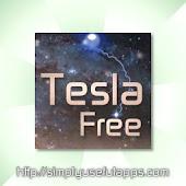 Tesla Sparks Free LWP