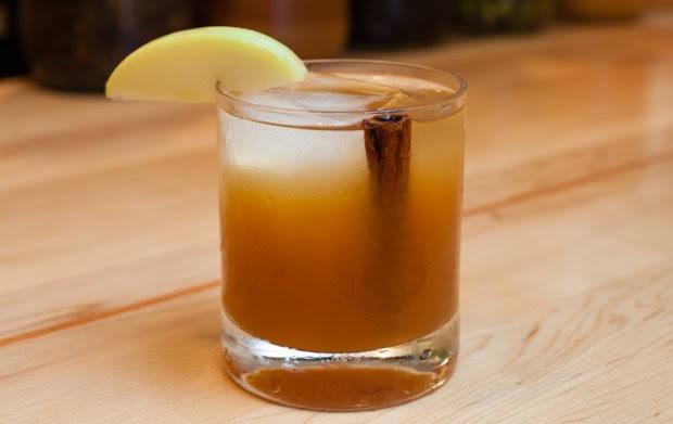The Jonathan Chapman Cocktail