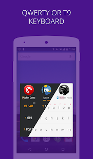 AppDialer T9 app/people search- screenshot thumbnail